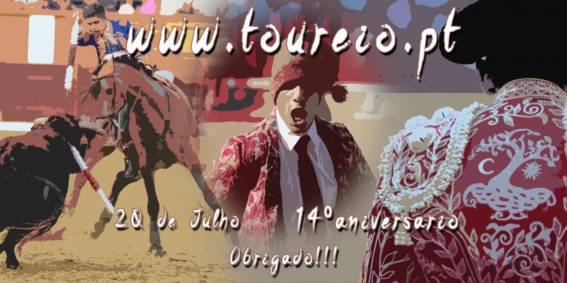14 anos de Toureio.pt: Crescendo Consigo