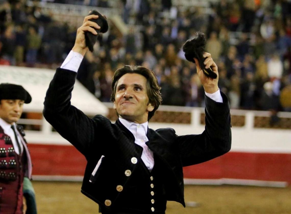 Querétaro: As imagens em video de mais um triunfo de Diego Ventura no México (c/video)