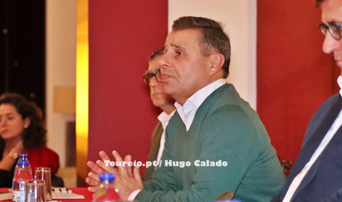 """""""Para andarem especuladores [a gerir praças], é preferível que elas estejam nas mãos de associações"""", diz Paulo Pessoa de Carvalho (c/som)"""