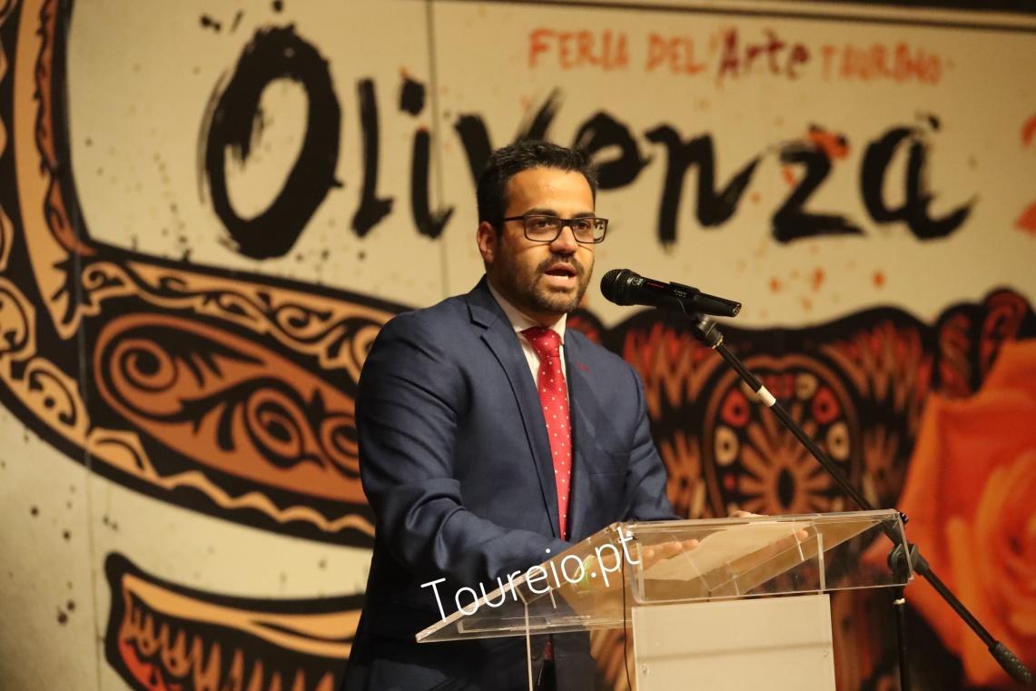 Alcaide de Olivença fala sobre Feira Taurina e destaca o impacto económico para a região (c/som)
