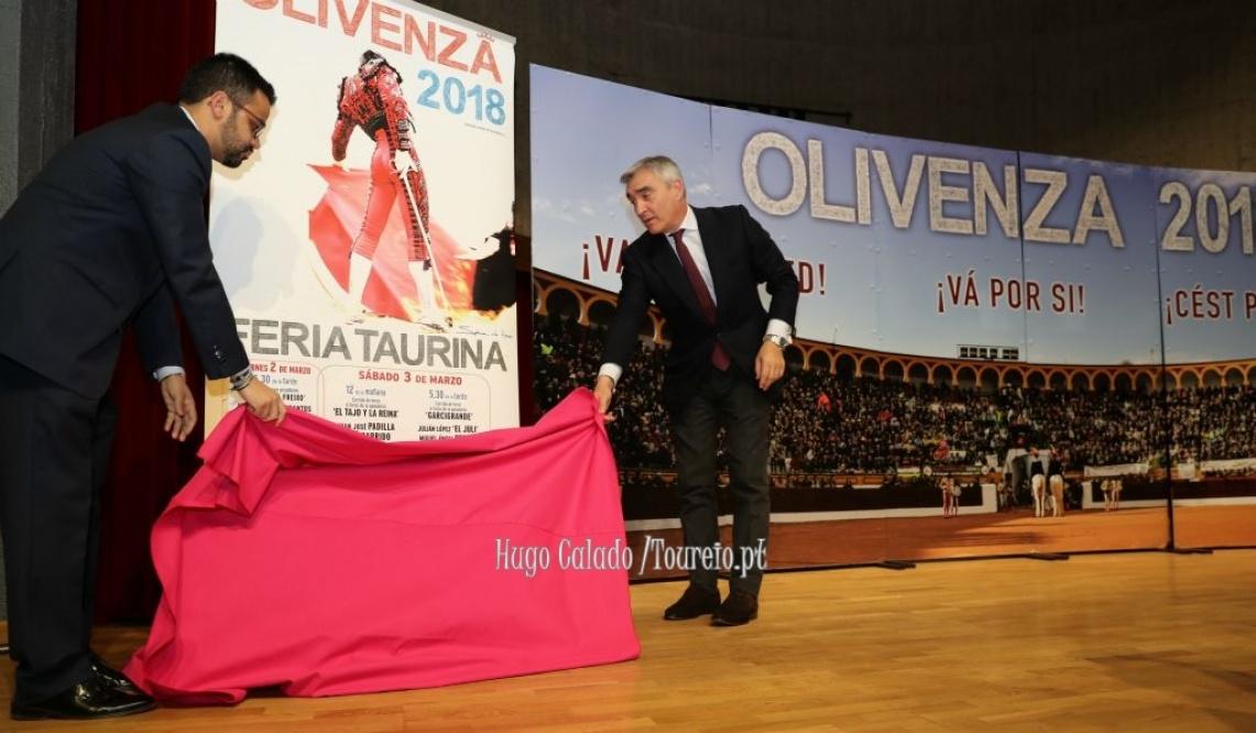 Olivença aposta forte nos cartéis e Relembra tradição. Veja a reportagem da apresentação (c/fotos)