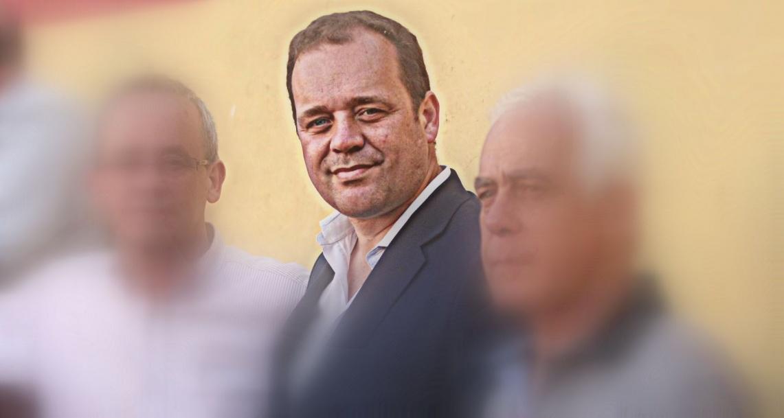 """Primeiro cartel da Figueira """"marca a temporada, é a reaparição de Joaquim Bastinhas, é um milagre, é algo que nós gostamos muito"""", diz Ricardo Levesinho (c/som)"""