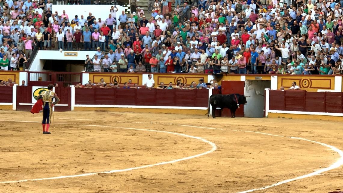 Ferrera indultou touro na ultima corrida de Badajoz