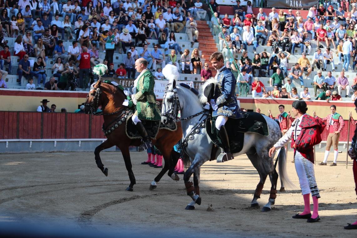 Touros São Torcato ditaram regras na Palha Blanco e nem todos os entenderam...
