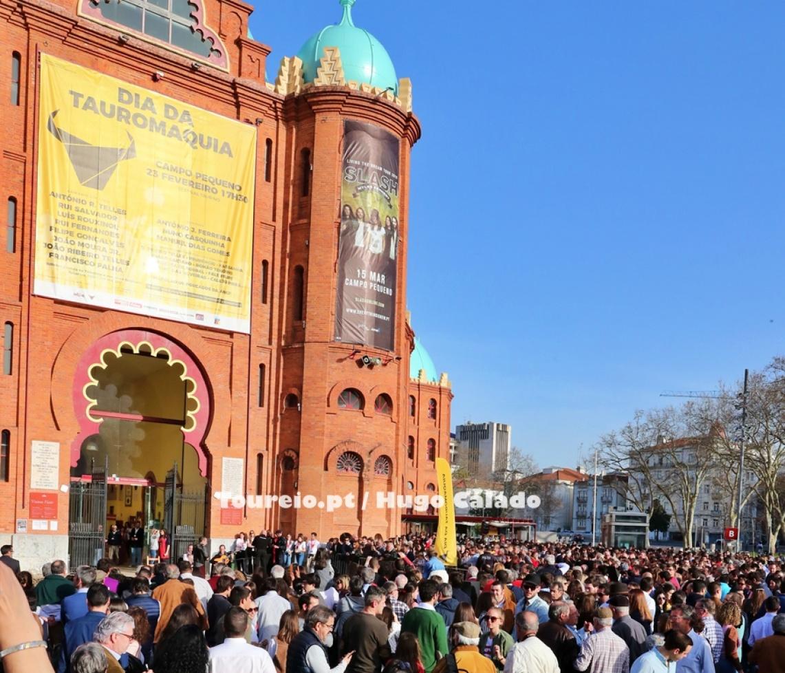 O Dia da Tauromaquia… Um dia para instituir e que aniquilou um grupinho de antis