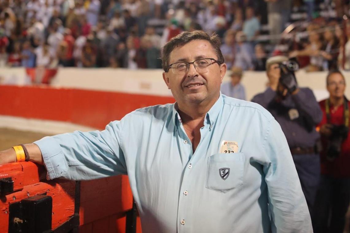 """Rafael Vilhais fala da corrida das Caldas e diz """"Temos é que fazer as coisas mais ou menos bem-feitas, bem programadas, bem vendidas"""" (c/som)"""