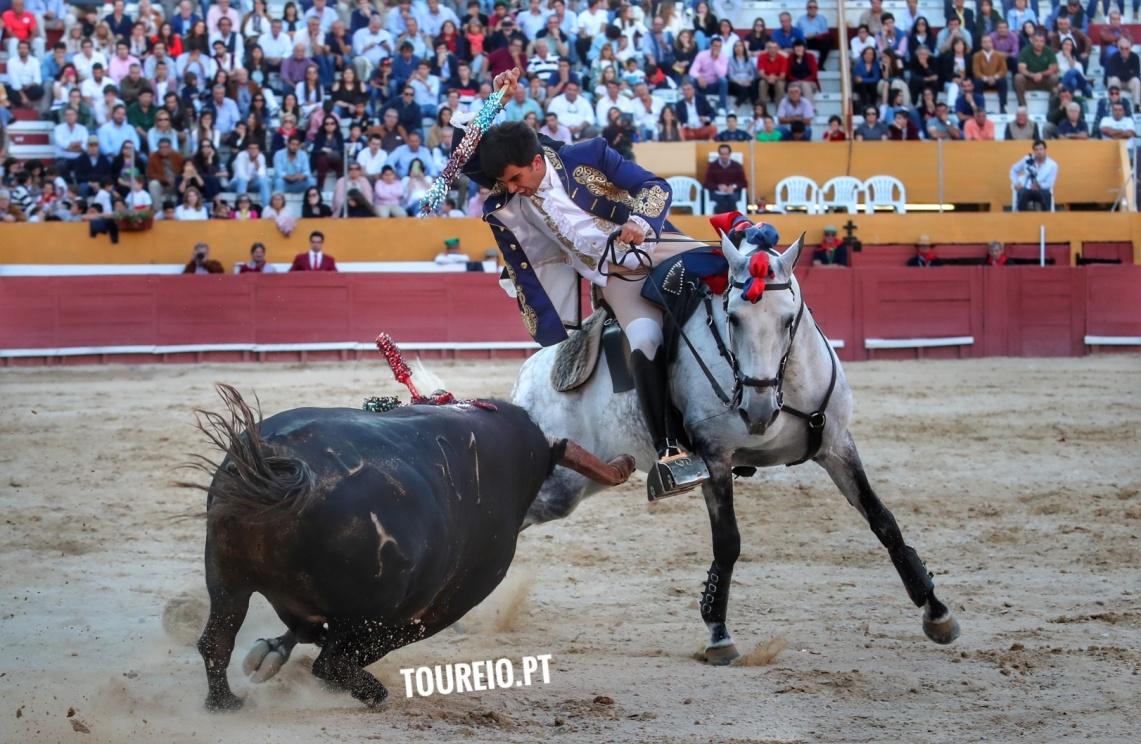 Santarém: Tarde entretida e com Moura Jr. a destacar-se