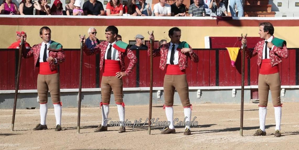 """""""O grupo se superou com a garra e com a técnica que era o que se pedia para dar a volta"""", disse o Cabo dos Amadores de Vila Franca (c/som)"""