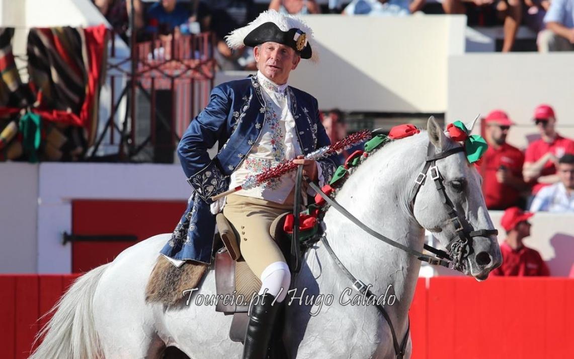 """""""O toureiro pode ter o estilo que quiser mas deve estar sempre em evolução"""", diz António Telles"""