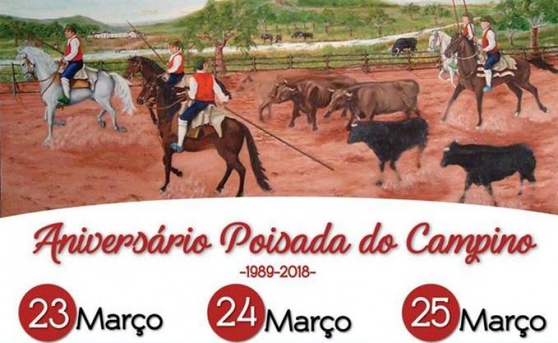 Azambuja: Poisada do Campino celebra 29º aniversário