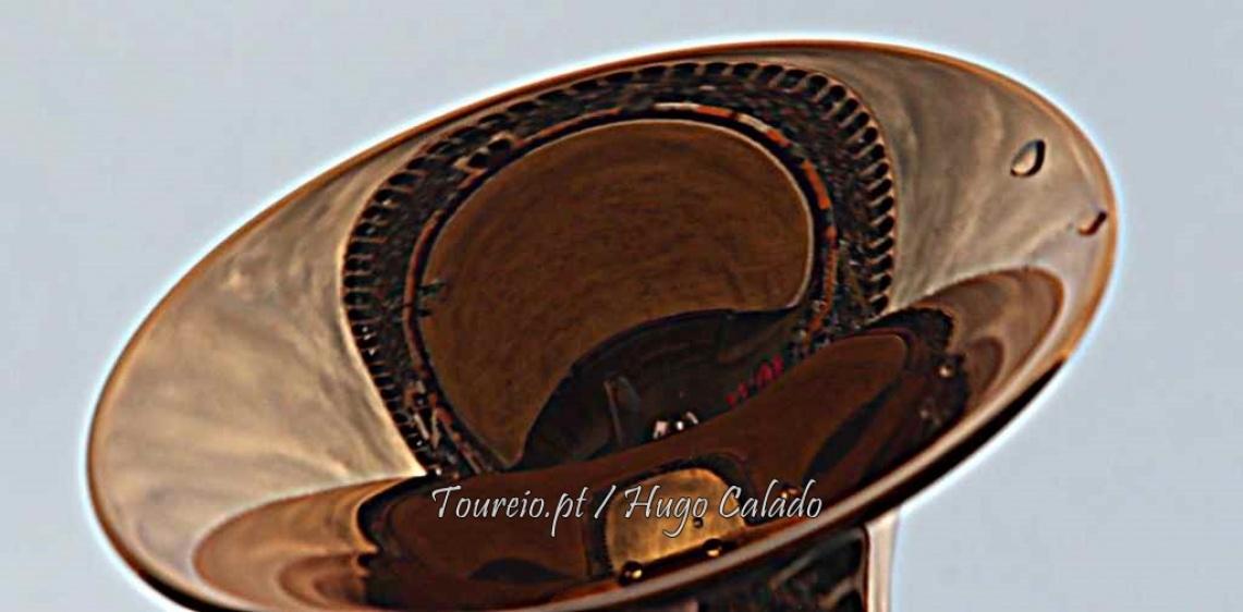 Tarde entretida na corrida das festas de Santo António em Reguengos de Monsaraz