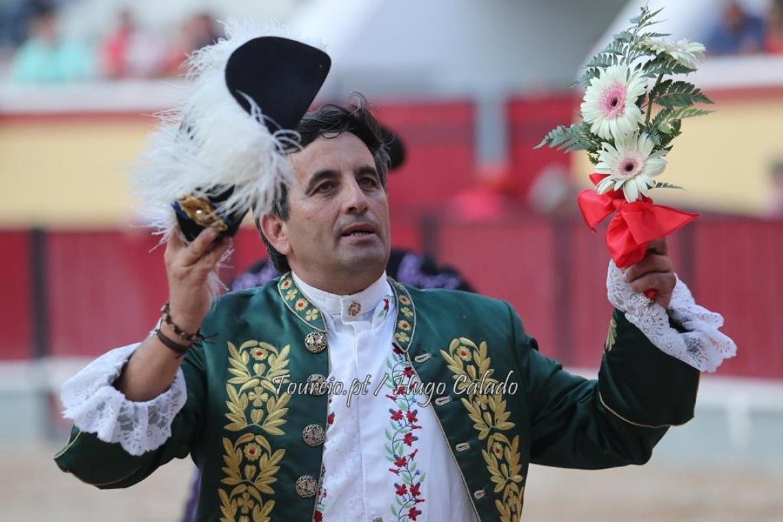 """""""Toiros do tipo dos Pinto Barreiros são daqueles que trazem emoção e fazem falta à festa"""", diz Luis Rouxinol sobre a corrida no Campo Pequeno"""