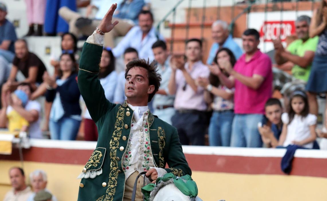 """Francisco Palha sobre a corrida de Moura: haverá """"competição uns com os outros e é isso que faz falta muitas vezes"""" (c/som)"""