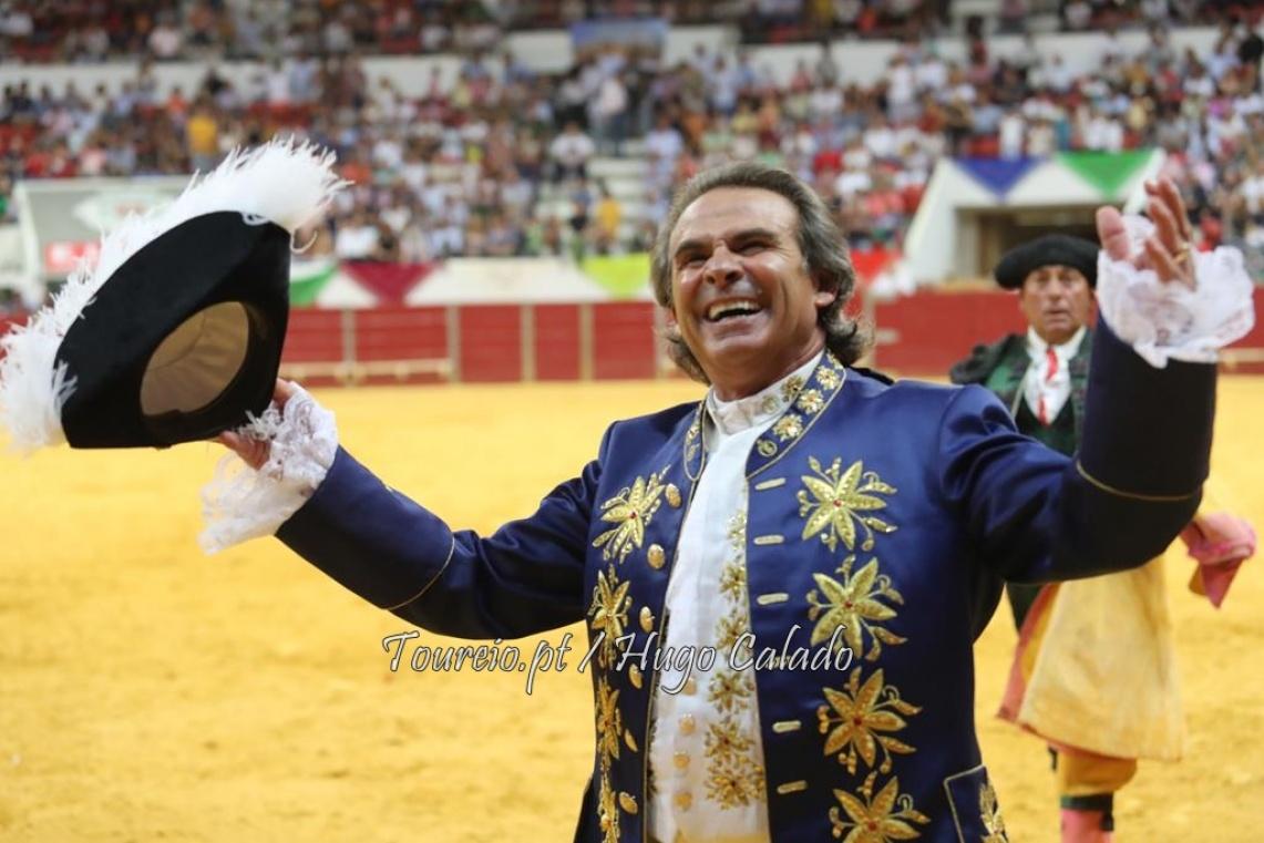 """""""Vamos fazer algumas corridas, não sei quantas, mas vou fazer algumas"""", diz Joaquim Bastinhas (c/som)"""