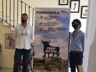 Novilhadas em Fuengirola